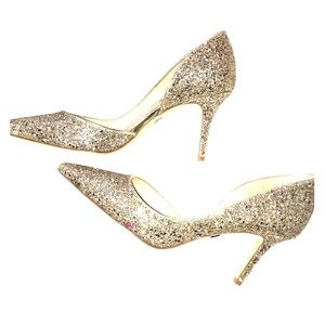 "Badgley Mischka ""Daisy"" pumps"